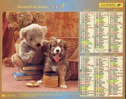 Almanach Du Facteur Année 2003 La Poste - Calendriers