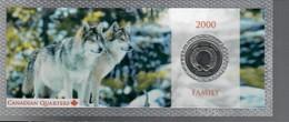 Canada 2000 1/4 $ Family - Canada