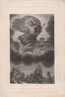 Dp  De Guchteneere-bouchaute 1769-gend 1838 - Images Religieuses