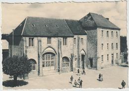 R: Manche :  MONTEBOURG  :  Vues   De L '  Abbaye ,  école - France