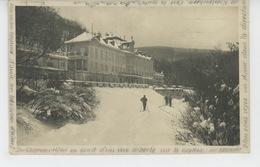 AUTRICHE - WIEN - Schlosshotel COBENZL (1932) - Other