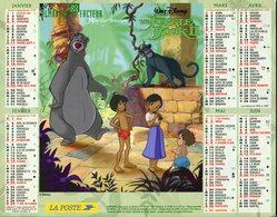 Almanach Du Facteur Année 2004 La Poste - Calendriers