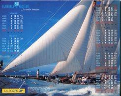 Almanach Du Facteur Année 2005 La Poste - Calendriers