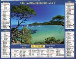 Almanach Du Facteur Année 2006 La Poste - Calendriers