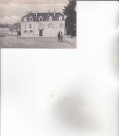 CPA 52 BOURBONNES-LES-BAINS, Place Des Bains. Grands Hôtels.(1905) édit:Bergeret. - Bourbonne Les Bains