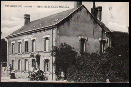 45, Combreux, Hotel De La Croix Blanche - Andere Gemeenten