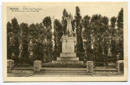 CPA - Carte Postale - Belgique - Tamines - Place Des Martyrs - Le Monument Aux Fusillés (M8359) - Sambreville