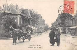 CABOURG - Avenue De La Mer - Attelage - Cabourg