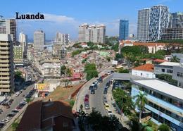 Angola Luanda Overview New Postcard - Angola
