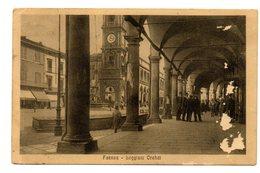 FAENZA  LOGGIATO OREFICI     1916 - Faenza