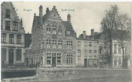 Brugge - Bruges - 6 - Quai Long -1910 - Brugge