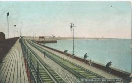 Zeebrugge - La Claire Voie Du Môle - 1911 - Zeebrugge