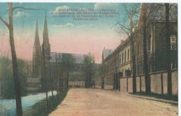 Oostacker-Lourdes - La Basilique Et Le Pensionnat Des Soeurs De L'Enfant Jesus - Gent