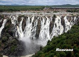 Angola Ruacana Waterfalls New Postcard - Angola