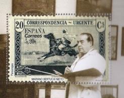 España. Spain. 2019. Mariano Bertuchi Nieto - 1931-Hoy: 2ª República - ... Juan Carlos I