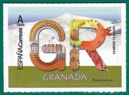 España. Spain. 2019. 12 Meses, 12 Sellos. Granada - 1931-Tegenwoordig: 2de Rep. - ...Juan Carlos I