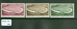 SURINAME SERIE 309 - 311 POSTFRIS * C.W.  EURO 42.00 - Suriname ... - 1975
