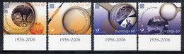 SLOVENIA 2005 50th Anniversary Of Europa Stamps  MNH / **.  Michel 543-46 - Eslovenia