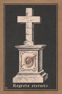 Dp  Hankenne-1897-kort Afgesneden Onder Door Drukker - Religion & Esotérisme
