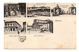 FAENZA  VEDUTINE     1916 - Faenza