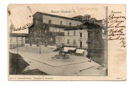FAENZA  PIAZZA UMBERTO 1°     1901 - Faenza
