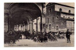 FAENZA  LOGGIATO OREFICI       1931 - Faenza