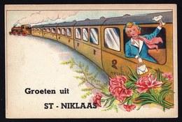 GROETEN UIT SINT NIKLAAS WAAS - Sint-Niklaas
