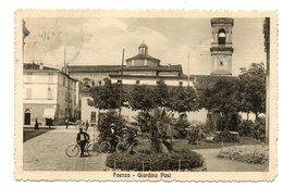 FAENZA  GIARDINO PASI     1916 - Faenza
