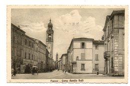 FAENZA  CORSO AURELIO SAFFI     1916 - Faenza