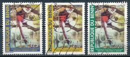 °°° BENIN - Y&T N°969/70/71 - 2003 °°° - Benin – Dahomey (1960-...)