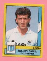 Figurina Panini Lazio1988-89 - Nelon Daniel Gutierrez - Trading Cards