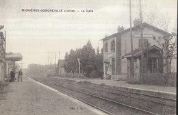 45 /  MIGNERES / GONDREVILLE / LA GARE         ///  REF   AVRIL. 19 /// BO.45 - France