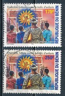 °°° BENIN - Y&T N°975/76 - 2004 °°° - Benin – Dahomey (1960-...)