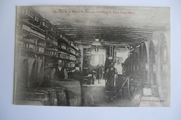 CPA 81 TARN CARMAUX. Chai De La Maison B. Foucras. Place Victor Hugo. - Carmaux