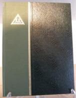 MONDOSORPRESA, (ABLN°3) RACCOGLITORE USATO, CLASSIFICATORE FRANCOBOLLI KK, 6 PAGINE, SFONDO BIANCO - Stockbooks