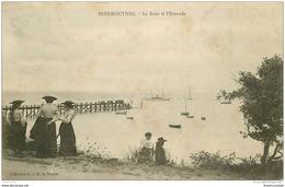 85 ILE DE NOIRMOUTIER. Rade Et Estacade 1904 - Ile De Noirmoutier