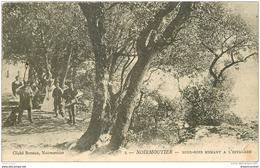 85 ILE DE NOIRMOUTIER. Sous Bois Menant à Estacade - Ile De Noirmoutier