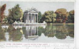 AK 0227  Roma - Villa Borghese Um 1907 - Places & Squares