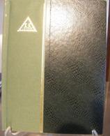 MONDOSORPRESA, (ABLN°5) RACCOGLITORE USATO, CLASSIFICATORE FRANCOBOLLI KK, 10 PAGINE, SFONDO BIANCO - Stockbooks