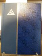 MONDOSORPRESA, (ABLN°6) RACCOGLITORE USATO, CLASSIFICATORE FRANCOBOLLI KK, 10 PAGINE, SFONDO BIANCO - Stockbooks