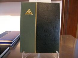 MONDOSORPRESA, (ABLN°7) RACCOGLITORE USATO, CLASSIFICATORE FRANCOBOLLI KK, 12 PAGINE, SFONDO BIANCO - Stockbooks