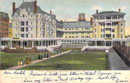 USA Etats Unis ( NJ New Jersey ) ATLANTIC CITY : The Dennis - CPA Colorisée 1906 - - Atlantic City