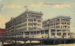 USA Etats Unis ( NJ New Jersey ) ATLANTIC CITY : Hotel RUDOLF - CPA Colorisée 1910 - - Atlantic City