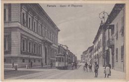 Ferrara - Cassa Di Risparmio - Tram - Ferrara