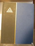 MONDOSORPRESA, (ABLN°8) RACCOGLITORE USATO, CLASSIFICATORE FRANCOBOLLI KK, 12 PAGINE, SFONDO NERO - Stockbooks