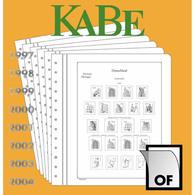 KABE OF Supplement Belgium 2018 - Albums & Binders