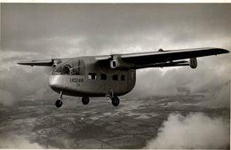 MILES AEROVAN  21 * 14 CM Aviation, AIRPLAIN, AVION AIRCRAFT - Aviación