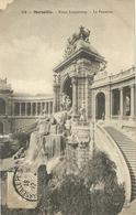 Marseille Palais Longchamp La Fontaine Serie Nancy 178 - Monuments