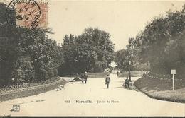 Marseille Jardin Du Prado - Parcs Et Jardins