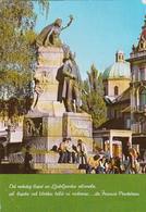 SLOVENIA - Ljubljana 1982 - Spomenik Presernu - Slovenia